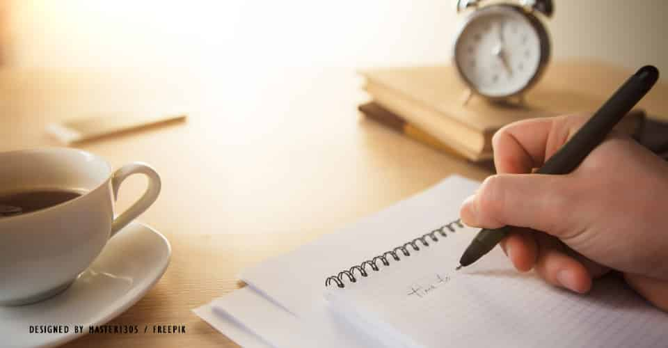 Maneiras De Lidar Com O Luto Escrever