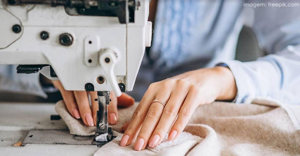 costurar ajuda no combate da depressao