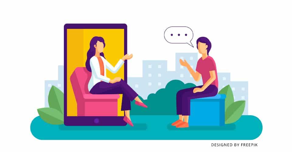 Psicoterapia online presencial cognitivo comportamental
