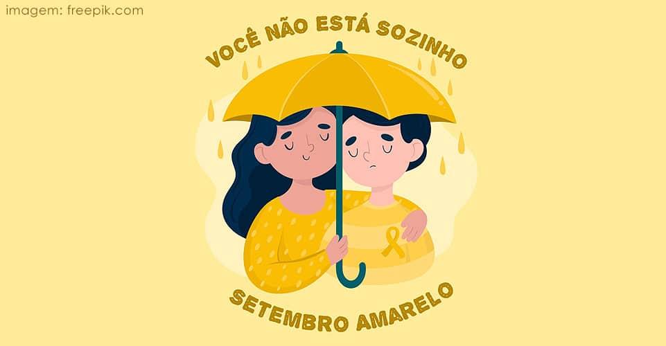 Setembro Amarelo: mês especial de prevenção ao suicídio