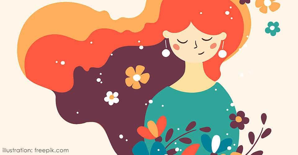 presença de flores em casa ou no ambiente de trabalho tem efeito terapêutico