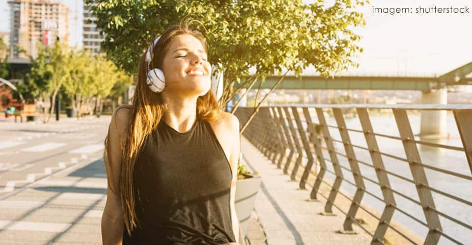 O luz solar ajuda a regular os ritmos do corpo