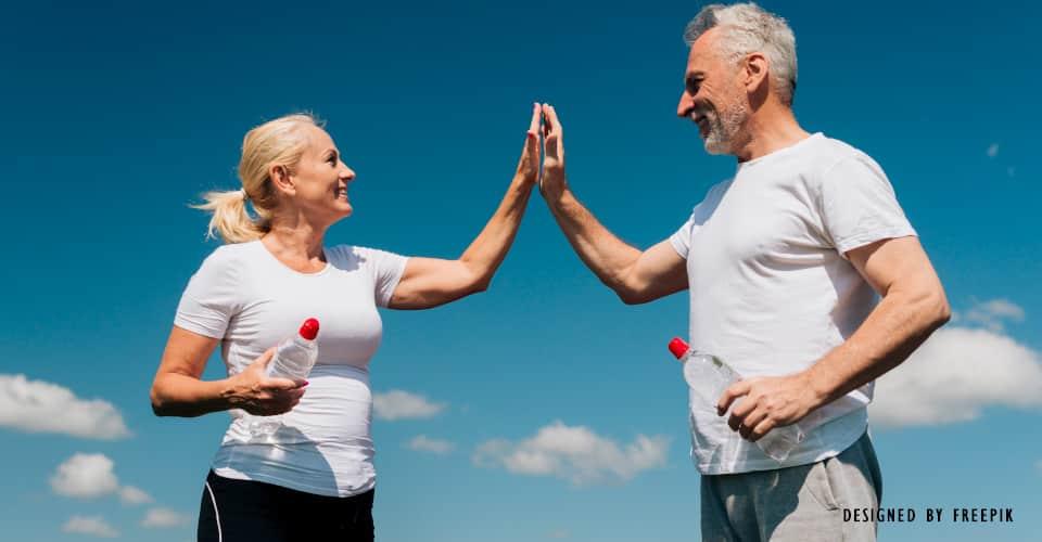 exercícios físicos e apoio ajudam na melhora da depressão em idosos